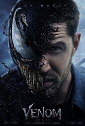 Venom (film) poster 002