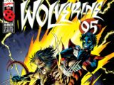 Wolverine Annual Vol 1 1995