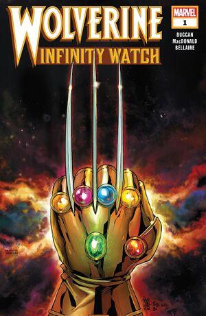 Wolverine Infinity Watch Vol 1 1