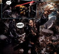 X-Force Vol 3 23 page 18 Sidney Green (Earth-616)