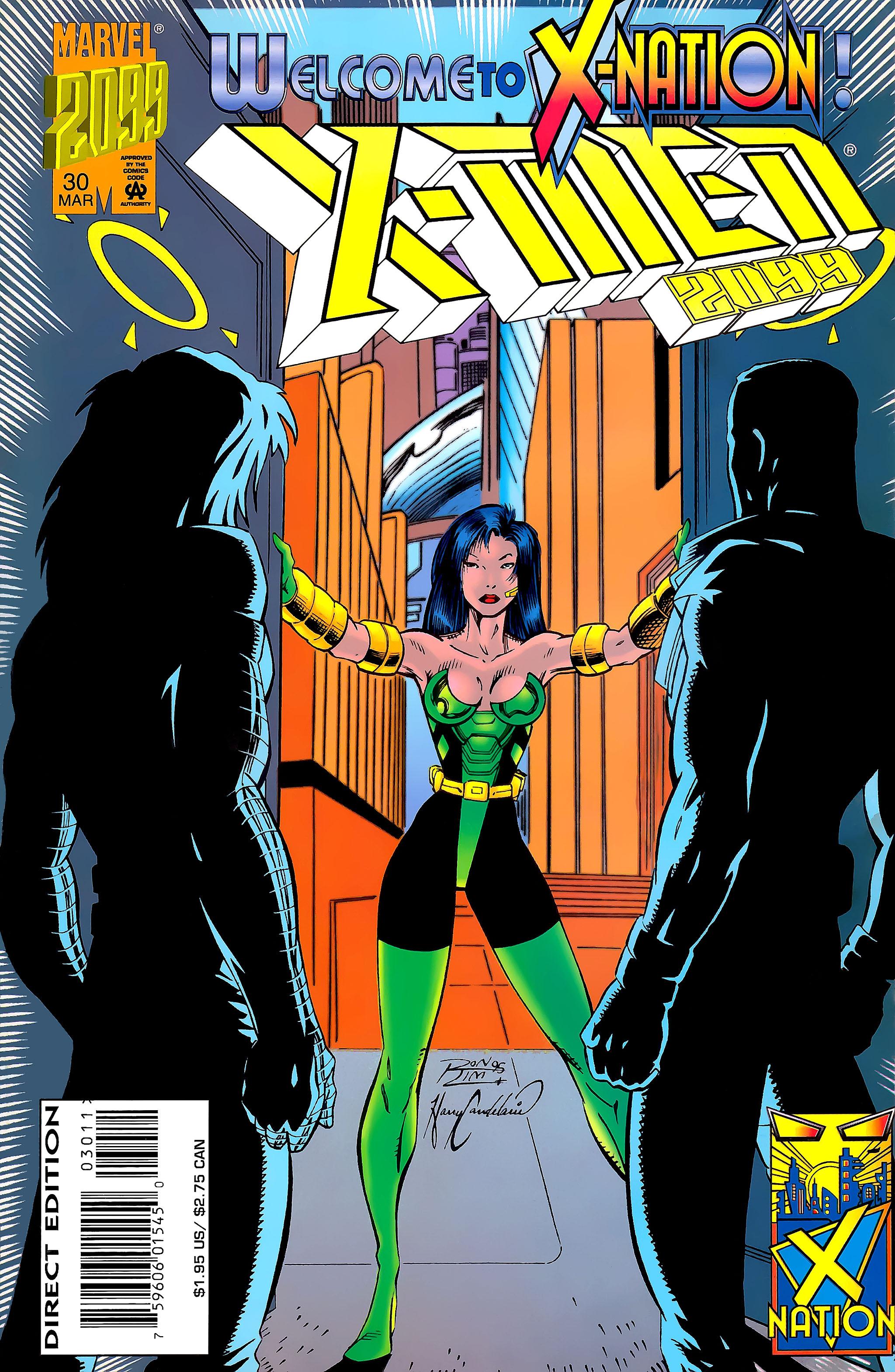 X-Men 2099 Vol 1 30