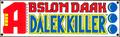 Abslom Daak - Dalek Killer Vol 1 Logo.png