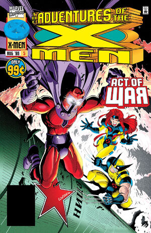 Adventures of the X-Men Vol 1 5
