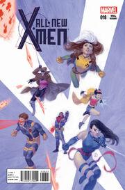 All-New X-Men Vol 1 18 1990s Variant