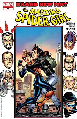 Amazing Spider-Girl Vol 1 24