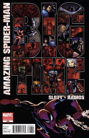 File:Amazing Spider-Man Vol 1 648 Second Printing Variant.jpg