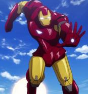 Anthony Stark (Earth-14042) from Marvel Disk Wars The Avengers Season 1 36 001