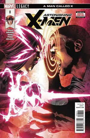Astonishing X-Men Vol 4 8