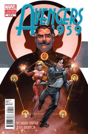 Avengers 1959 Vol 1 4