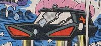 Black Ambulance Punisher 2099 Vol 1 3