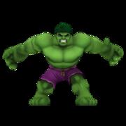 Hulk full body