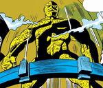 Bulldozer (MODOK's Automaton) (Earth-616) Captain America Vol 1 133