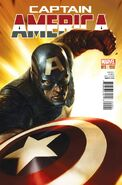 Captain America Vol 7 15 Cheung Variant