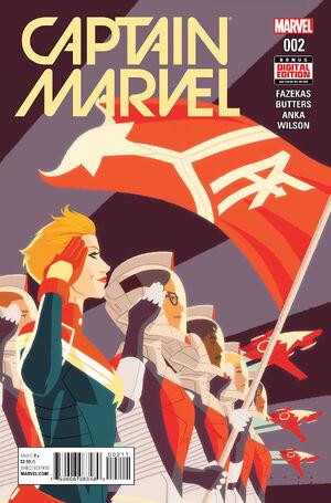 Captain Marvel Vol 9 2