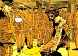 Chicago Police Department(Earth-717) What If Wolverine Vol 1 1