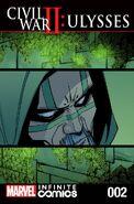 Civil War II Ulysses Infinite Comic Vol 1 2