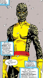 Cyberlock (Earth-84309) from X-Force Annual Vol 1 1 0001