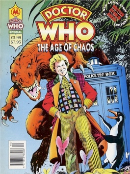 Doctor Who The Age of Chaos Vol 1 1