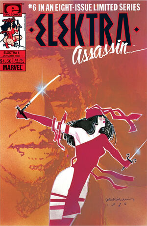 Elektra Assassin Vol 1 6