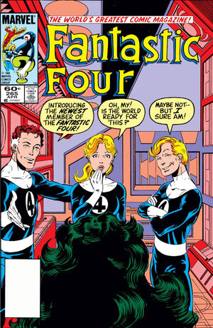 Fantastic Four Vol 1 265