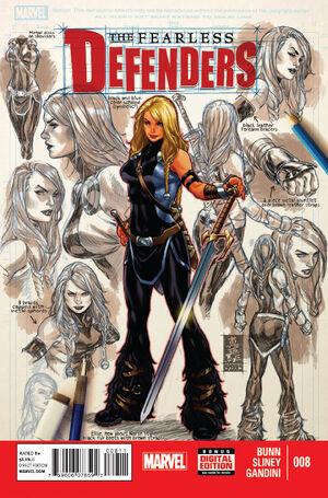 Fearless Defenders Vol 1 8