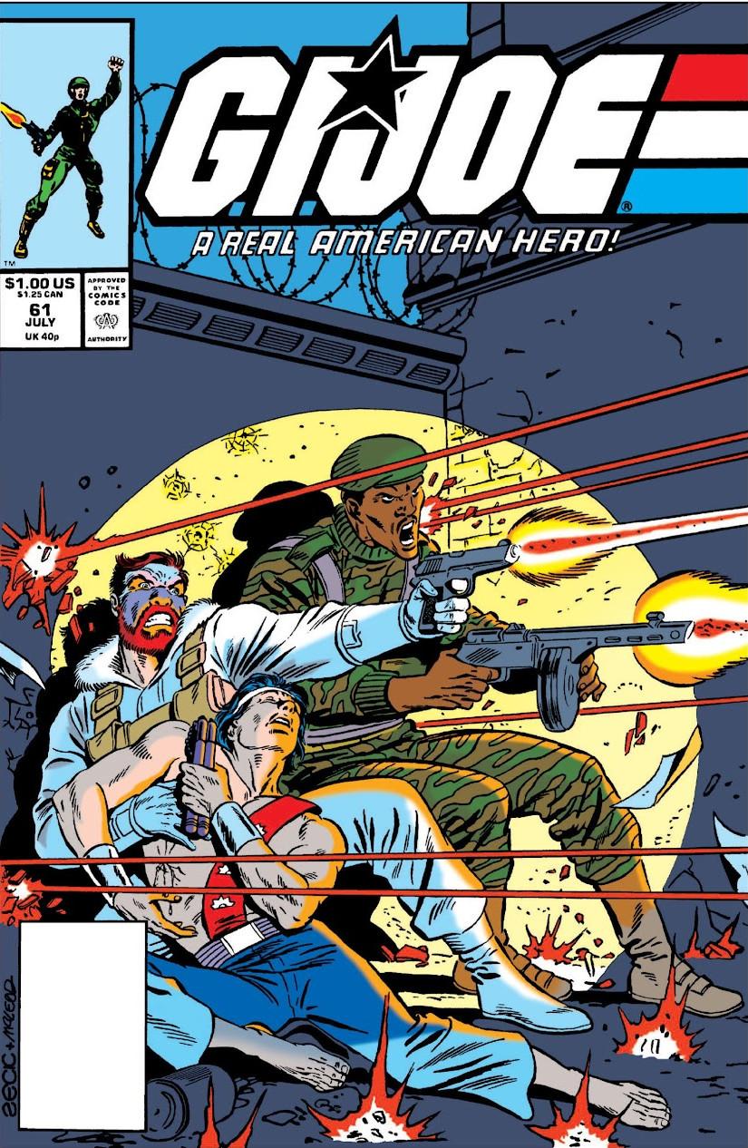 G.I. Joe A Real American Hero Vol 1 61