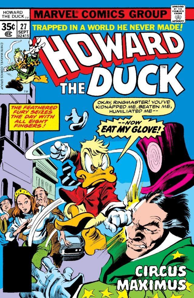 Marvel Howard The Duck