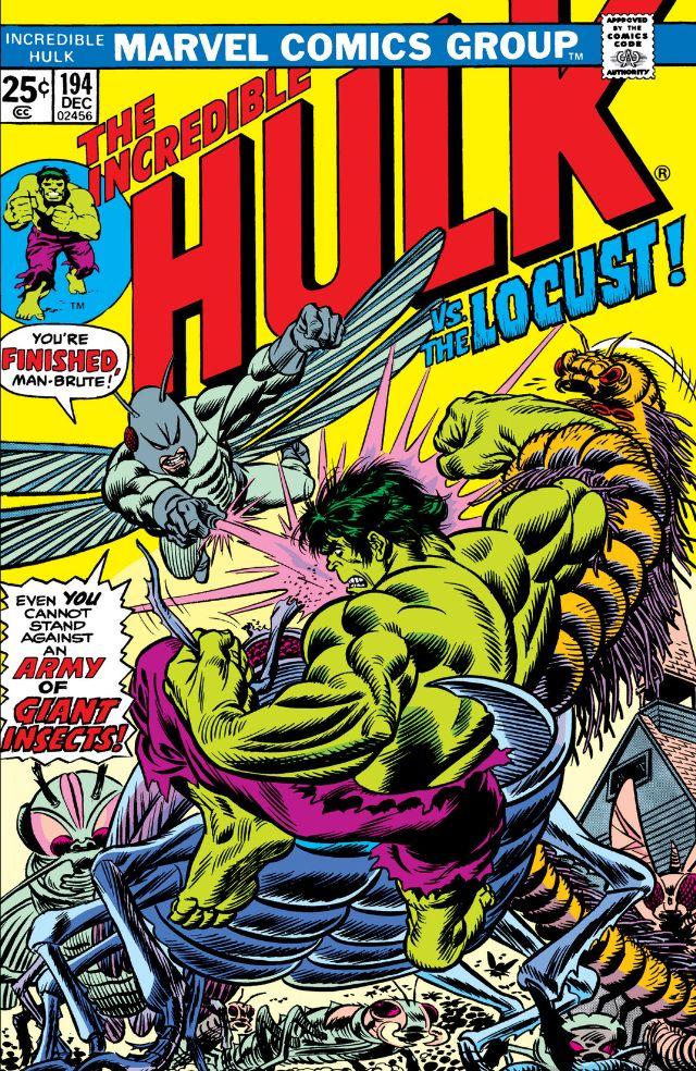 Incredible Hulk Vol 1 194