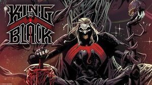KING IN BLACK Announcement Trailer Marvel Comics