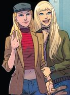 Karolina Dean (Earth-616) and Julie Power (Earth-616) from Runaways Vol 5 8 001