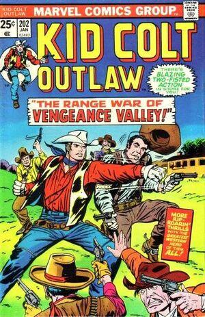 Kid Colt Outlaw Vol 1 202