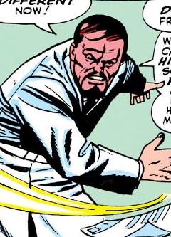 Kurt Marko (Earth-616) from X-Men Vol 1 12 0001