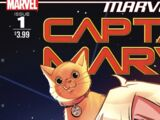 Marvel Action: Captain Marvel Vol 1 1