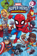 Marvel Super Hero Adventures (animated series) poster 001