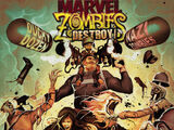 Marvel Zombies Destroy! Vol 1 1