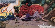 Medusalith Amaquelin (Earth-616) stricken with amnesia from Inhumans Special Vol 1 1