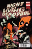 Night of the Living Deadpool Vol 1 1 Hastings Variant