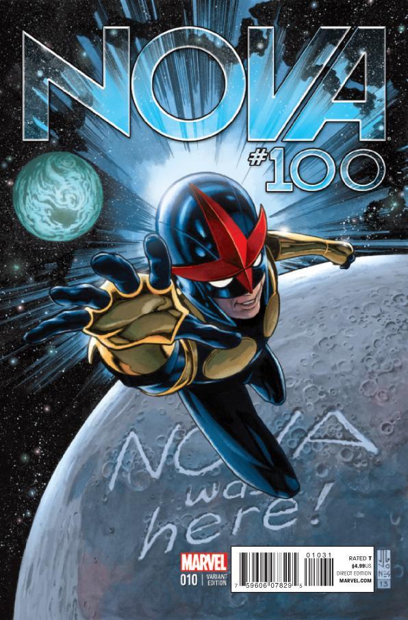 Nova Vol 5 10 Variant