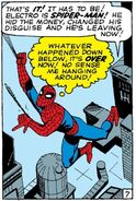 Peter Parker (Earth-616) from Amazing Spider-Man Vol 1 9 0001