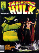 Rampaging Hulk Vol 1 5