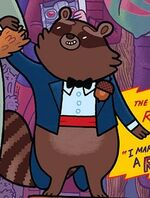 Rocket Raccoon (Earth-14248) from Marvel 75th Anniversary Celebration Vol 1 1 001