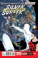 Silver Surfer Vol 7 4