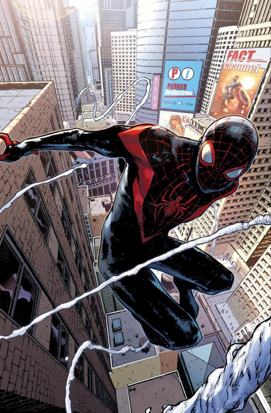 Miles Morales (Earth-1610) | Marvel Database | FANDOM