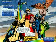 Squadron Supreme (Earth-50210) from What If Jessica Jones Had Joined the Avengers Vol 1 1 0001
