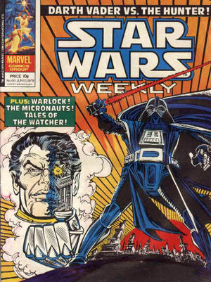 Star Wars Weekly (UK) Vol 1 68
