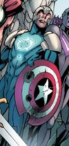 Steven Rogers (A.I.) (Earth-14831) from Avengers Ultron Forever Vol 1 1 001