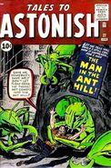 Tales to Astonish Vol 1 27