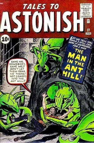 Tales to Astonish Vol 1 27 Vintage