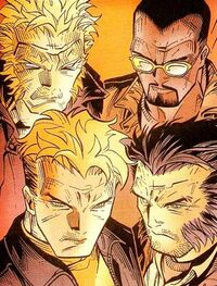 Team X (Earth-616)