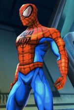 Ultimate Spider-Man Total Mayhem Peter Parker (Earth-TRN125)